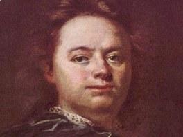 Václav Vavřinec Reiner: autoportrét