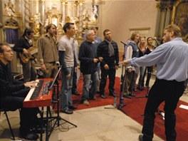 V roce 2009 vystoupil Gospel Limited v šumperském Klášterním kostele v rámci