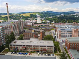K zemi půjdou tři budovy sousedící s nově opravenými budovami číslo 14 a 15.