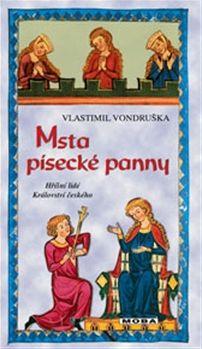 Ob�lka knihy Msta p�seck� panny