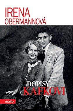 Obálka knihy Dopisy Kafkovi