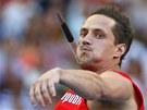 Oštěpař Vítězslav Veselý ve finále mistrovství světa v Moskvě