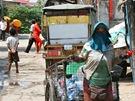 V ohrožení. Obyvatelé Phnompenhu žijící u jezera Boeung Kak neví , co s nimi...