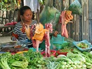 Obyvatelé Phnompenhu žijící u jezera Boeung Kak se snaží uživit, jak se dá....