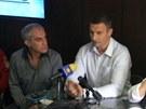 Boxerský šampion v těžké váze, poslanec ukrajinského parlamentu a nově také...