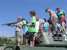 Cihelnu 2013 navštívilo před 25 tisíc lidí.