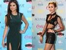 Móda na Teen Choice Awards 2013 - Selena Gomezová, Miley Cyrusová a Kerry...