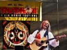Open Air Music Festival Trutnov 2013 (zahajovací mši tradičně sloužil Ladislav...