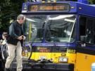 V ranní špičce v Seattlu postřelil cestující řidiče autobusu. Policie jej...