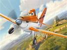 Z filmu Letadla