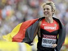 N�meck� vrha�ka Christina Obergf�llov� se v Moskv� do�kala sv�tov�ho...