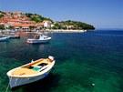Ostrov Korčula, městečko Račišće