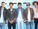 Britsko-irská skupina One Direction ovládla hudební část cen Teen Choice Awards