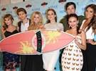 Za úspěch v každé kategorii Teen Choice Awards dostanou vítězové speciální surf