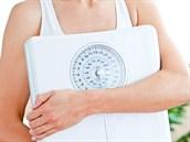 Žena s váhou
