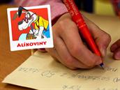 Čtenáři píší Alíkoviny