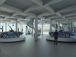 Muzeum bude návštěvníky lákat na mimořádnou sbírku veteránů, která čítá 250 aut...