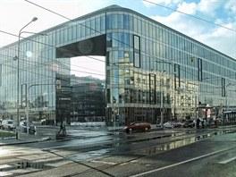 Architektonická kancelář CMC navrhla také administrativní budovu Nová Karolina...