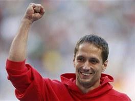 KONEČNĚ. Po čtvrtých místech na mistrovství světa v Tegu a na olympiádě v...