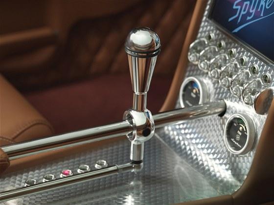 Spyker B6 Spyder concept