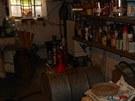 Tak vypadá sklep domu v Rychvaldu, kde se našly nádoby s metanolem.