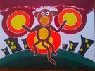 Le singe energetique. (Energetická opice)