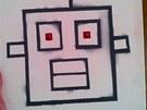 Le singe robotique. (Robotick� opice)