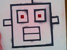 Le singe robotique. (Robotická opice)