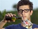 Vinař Milan Nestarec uvede na trh speciální dresink z kyselých hroznů - verjus.
