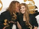 Grammy 2009 - Robert Plant a Alison Kraussová - 51. udílení amerických...
