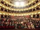 Při slavnostním zahájení 131. divadelní sezony zaplnili umělci další osobnosti