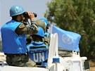 Filipínští vojáci mise UNDOF na Golanských výšinách