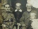P��b�hy 20. stolet� - fotografie pam�tn�k�