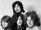 Led Zeppelin na začátku hvězdné kariéry v roce 1968