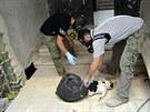 Aktivisté shromažďují důkazy na předměstí Damašku, kde mělo dojít k chemickému