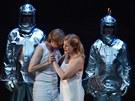 Miřenka Čechová a Tantehorse získali cenu Herald Angel za multimediální taneční