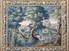 Státní zámek v Náchodě získal do sbírky francouzský gobelín z konce 17. století.