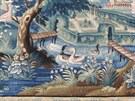 Státní zámek v Náchodě získal do sbírky francouzský gobelín z konce 17. století...