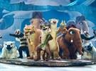 V halové show Ice Age Live ožijí známé firmy z Doby ledové.