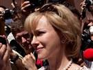 Naomi Wattsov� ve filmu Diana