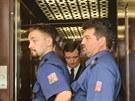 David Rath u soudu (27. srpna 2013)