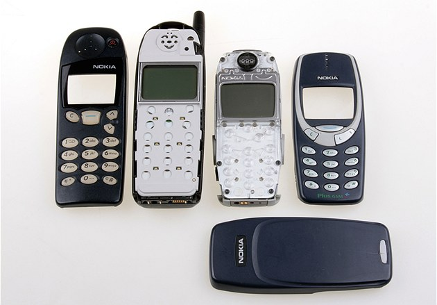Nokia 5110 a Nokia 3310