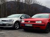 Test: Nov� Volkswagen Golf nen� �pln� dokonal�