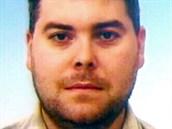 Hledaný 35letý policista Miloš B., který v Plzni zastřelil svou manželku.