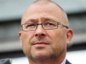 Martin Barták u brněnského soudu kvůli kauze bývalého šéfa Tatry Ronalda Adamse