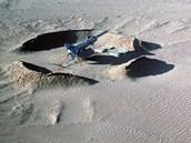Baterie protiletadlových střel S-75