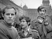 Invaze sovětských vojsk do Československa (21. srpna 1968)