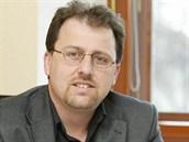 Starosta Hulína za ODS Roman Hoza.