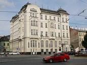 D�m na t��d� Svobody v Olomouci, kv�li jeho� prodeji policie obvinila b�valou