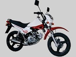 Jawa 50 je stabilní součástí nabídky.